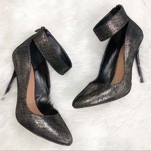 Renvy • Ankle Strap Heels